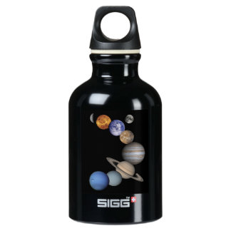 Solar System Water Bottle