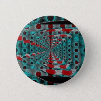 solar trash 2 inch round button