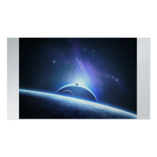 Solar Travel 2044 Business Card