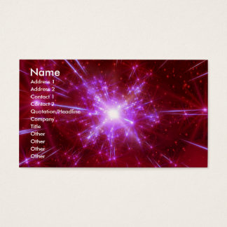 Solar View 13 Business Card