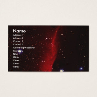 Solar View 25 Business Card