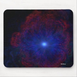 Solar View 8 Mouse Pad