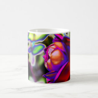 Solarized Rose by Shirley Taylor Coffee Mug