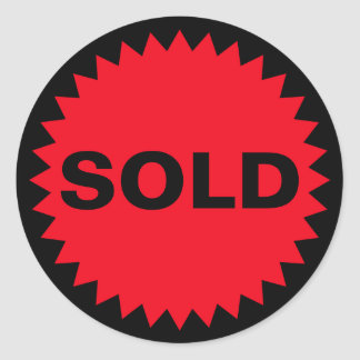 Sold Tag Sale