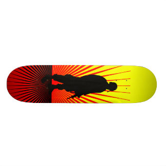 Soldier At Sunset Skate Boards