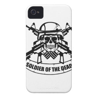 SOLDIER design vintage new Case-Mate iPhone 4 Case