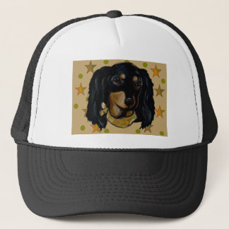 Soldier  Doxie Trucker Hat