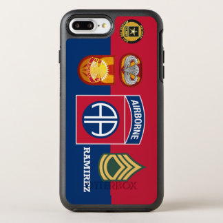 SOLDIER FOR LIFE OtterBox SYMMETRY iPhone 8 PLUS/7 PLUS CASE