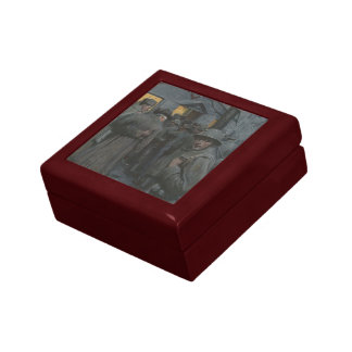 Soldier Glances Back Gift Box