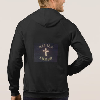 SOLDIER IN GODS ARMY HOODED SWEATSHIRTS