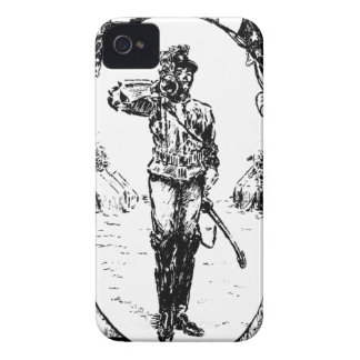 Soldier iPhone 4 Cover