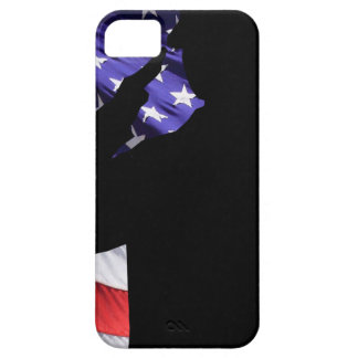 Soldier iPhone 5 Cover