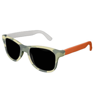 Soldier Joe GI Camouflage Party Custom Sunglasses
