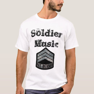 Soldier Music (ACU SGT LOGO) T-Shirt