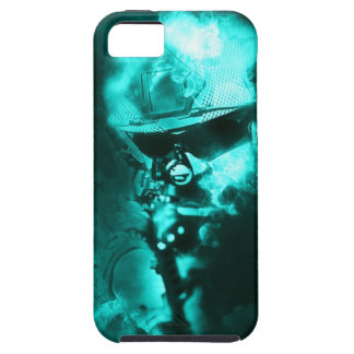 soldier neon iPhone 5 cases