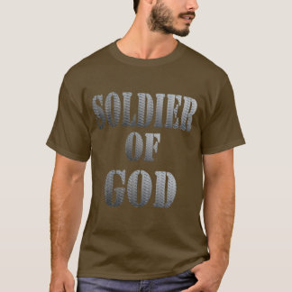 Soldier of God 5 Métal T-Shirt