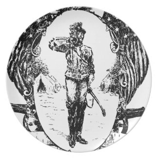 Soldier Plate