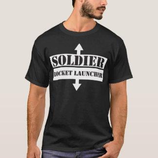 Soldier & Rocket Launcher T-Shirt