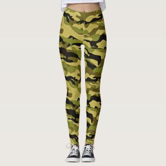 Soldier Texture Leggings