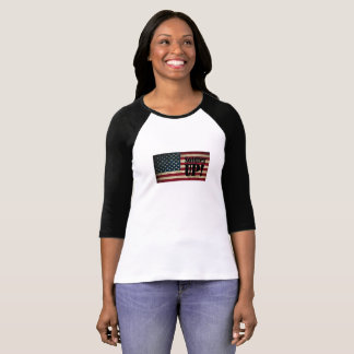 Soldier UP! 3/4 Sleeve T-Shirt