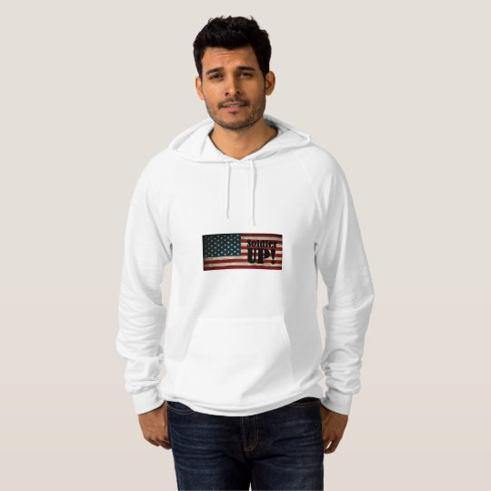 Soldier UP! California Fleece Hoodie