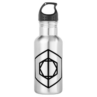 Soldier (+) Water Bottle (532 ml), Stainless Steel
