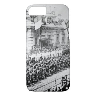 Soldiers and sailors from many countries_War Image iPhone 7 Case
