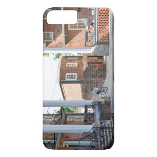 Soldiers Barracks on Governor's Island iPhone 7 Plus Case