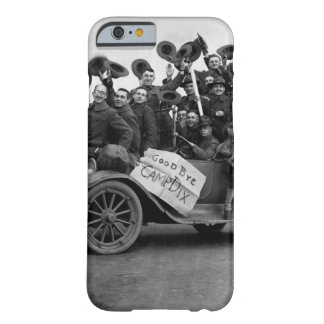 Soldiers being mustered out at Camp Dix_War Image Barely There iPhone 6 Case