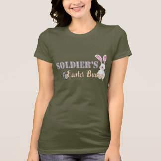Soldier's Easter Bunny T-Shirt