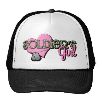 Soldiers Girl Trucker Hat