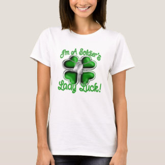 Soldier's Lady Luck T-Shirt