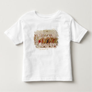 Soldiers leaving Hastings to do battle with Toddler T-shirt