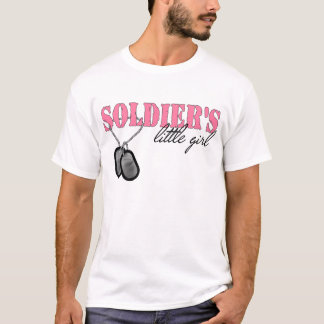Soldier's Little Girl T-Shirt