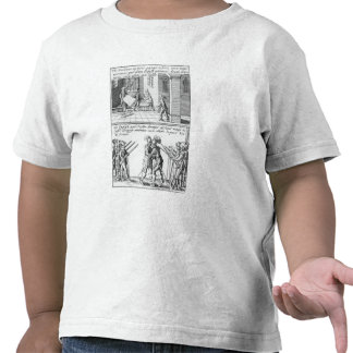Soldiers Looting a Catholic Church Tees