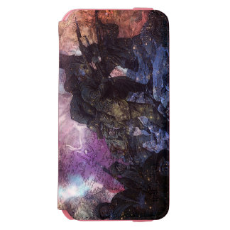 Soldiers March Рsусhеdеlіс Abstract Incipio Watson™ iPhone 6 Wallet Case