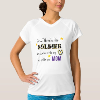 Soldiers MOM shirt