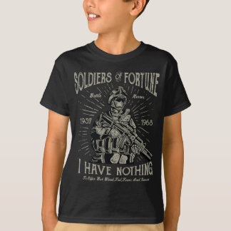 Soldiers of Fortune Kids' TAGLESS® T-Shirt