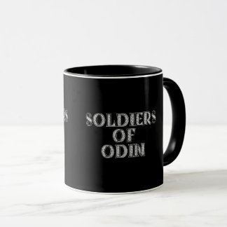 Soldiers of Odin Mug