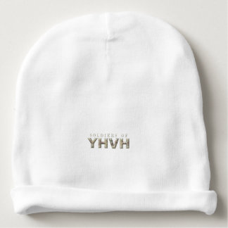 SOLDIERS OF YHVH BABY BEANIE
