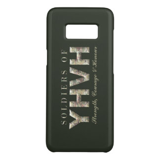 SOLDIERS OF YHVH Christian Case-Mate Samsung Galaxy S8 Case