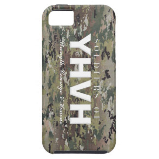 SOLDIERS OF YHVH Christian iPhone 5 Cover