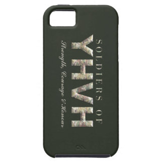SOLDIERS OF YHVH Christian iPhone 5 Covers