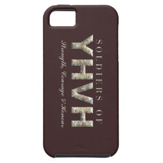 SOLDIERS OF YHVH iPhone 5 CASE