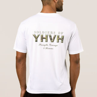 SOLDIERS OF YHVH Sports T-Shirt