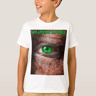 Soldiers of ZED Cover 1st Edition T-Shirt