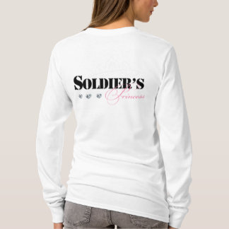 Soldier's Princess T-Shirt