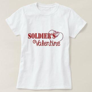 Soldier's Valentine T-shirt