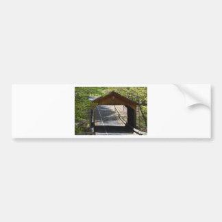 Sole Bridge Bumper Sticker