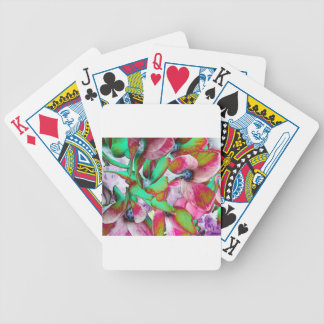 solegreen bicycle playing cards
